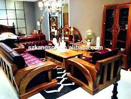 leather and wood sofa wood sofa teak wood sofa set designs burgundy tufted upholstered leather with