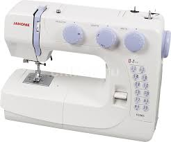 Купить Швейная машина <b>JANOME VS56S белый</b> в интернет ...