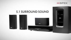 bose home theater 2017. bose cinemate 520 5.1 home cinema system with 4k passthrough and wreless acoustimass module - youtube theater 2017 2