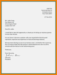 sample of formal business letter best ideas of formal business letter format sample 35 formal