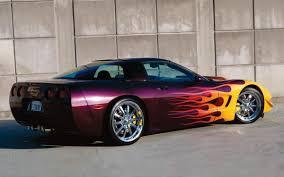 Corvette chevy corvette 1999 : 1996 corvette purple custom paint | Navigation: Chevrolet ...