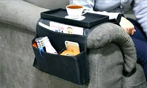 armchair remote control holder organizer arm chair sofa couch with storage prepare 6 for recliner rem