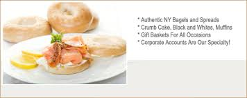 order ny bagels and buns for dellivery via fedex