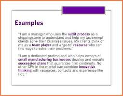 Examples Of Branding Statements For A Resume Branding Statements Examples 11 Based Resume