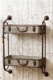 metal suitcase shelf. Simple Metal Metal Suitcase Shelf Throughout A