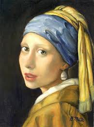 who painted the girl with the pearl earring girl with a pearl earring painting gretchen matta