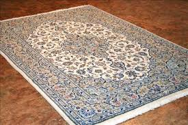 professional fabric testing and inspection to determine best rug cleaning method