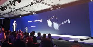 Huawei announces <b>bluetooth headset</b> disguised as <b>smart glasses</b>