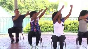 fuzion fitness chair exercise follow