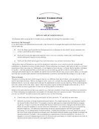 example of application essays com best solutions of example of application essays in resume