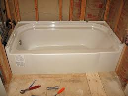 style bathtub surround installation new sterling accord tub install terry love plumbing i m g instruction contractor tip estimate service tile wall