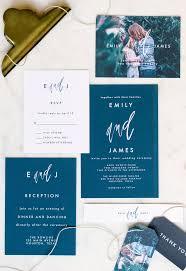 Best 25 Minimal Calligraphy Letterpress Wedding Suites Ideas On