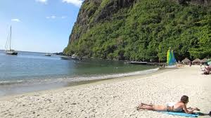 Image result for Sugar Beach, St. Lucia