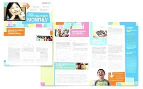 Wellness Newsletter Templates Health Newsletter Templates Free The Campaign Establish A