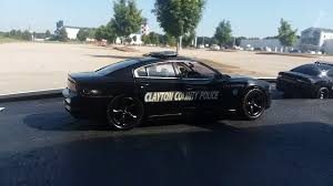 clayton county model police cars