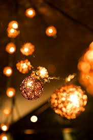 Solar Powered String Lights Lowes Lighting Creative Ways To Use Outdoor Light Strings In Your