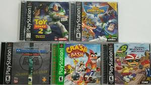 N64 Price Chart Ps1 Video Games Toy Story 2 Crash Bash Buzz Monsters Inc