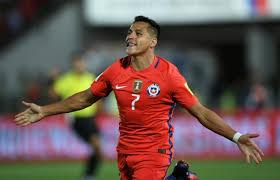 Resultado de imagen para Chile Copa Confederaciones 2017