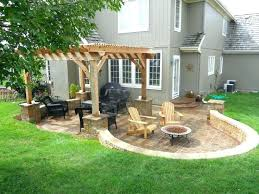simple covered patio ideas. Backyard Covered Patio Designs Simple Ideas Are  Easy To Realize . L