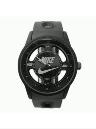 nike sport watch brand new nike luxury unisex black sports watch