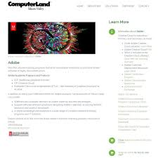 Adobe Creative Cloud Comparison Chart Adobe Etla California Community College Technology