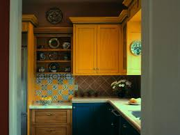 Yellow And Brown Kitchen Italian Kitchen Design Pictures Ideas Tips From Hgtv Hgtv