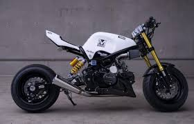 9 photos honda grom spectacular streetfighter