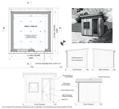 office shed plans. Backyard Home Office Plans 42 Room Construction With Dining Area And Open Plan Best Shed O