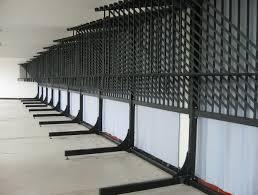 rug display rack for