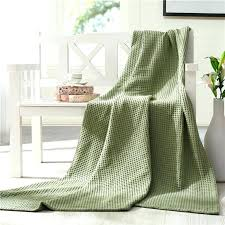 green throw rug green throw blanket soft knitted bed blanket cotton bamboo fiber sofa throw lime green throw rug