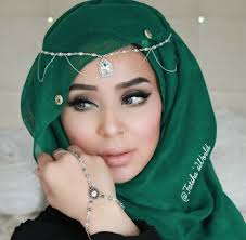 grwm style vid eid makeup hijab look 1 fatihasworld you