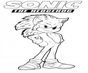 Knuckles was once the main character in his knuckles chaotix game on sega. Sonic Coloring Pages To Print Sonic Printable