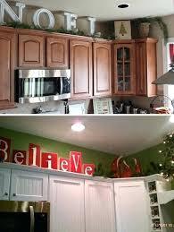 above kitchen cabinet decorations above kitchen cabinet decor