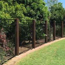 Kinds Of Wood Fences Wooden Fence Styles Inexpensive Privacy Ideas