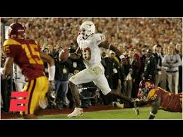 2005 Usc Football Roster Vince Young Texas Longhorns Relive Classic 2006 Rose Bowl Victory Vs Usc Trojans Espn Archives
