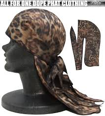 Do Rag Pattern Beauteous ALL SCHOOL Rakuten Global Market AFO Heart Of The Leopard DURAG