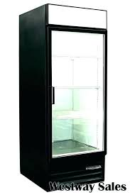 glass door bar fridge with doors coca cola fancy single front refrigerator costco