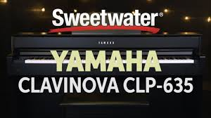 Yamaha Clavinova Comparison Chart Yamaha Clp 635 Review Digital Piano Review Guide