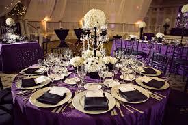 Bedroom String Lights Ideas Black And Purple Wedding Reception Purple And Black Wedding Colors