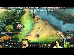dota 2 peenoise 10 v 10 community game 2 live stream youtube