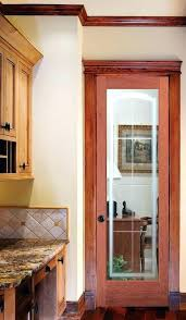 decorative interior doors home office with mahogany kitchen traditional glass inserts door