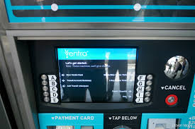 Tap Vending Machines Stunning Ventra Vending Machine Steven Vance Flickr