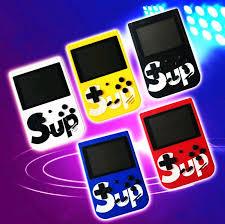 Компактная <b>игровая приставка</b> SUPREME + 400 встроенных игр ...