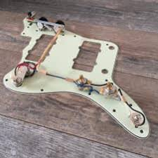 1958 reproduction jazzmaster wiring harness made for fender reverb Reproduction Wiring Harness brand new left handed fender jazzmaster wiring harness reproduction wiring harness 50 chevy truck