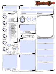 character sheet pathfinder midgard character sheet 5th edition kobold press store