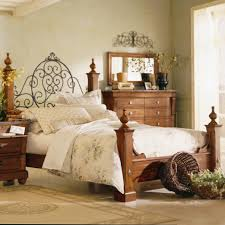 Kincaid Bedroom Suite Tuscan Style Tuscano Queen Poster Bed By Kincaid Furniture