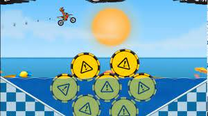 Moto X3M Pool Party from cool math games part 1 - YouTube
