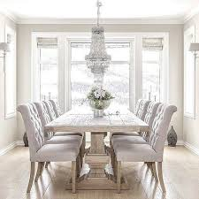 formal dining table. 11 spring decorating trends to look out. table and chairsoak dining formal