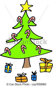christmas tree with presents drawing. Delighful Christmas Intended Christmas Tree With Presents Drawing S