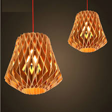 slatted wooden structure pilke 36 series pendant lamps by pilke light suspension wood lighting in pendant lights from lights lighting on aliexpress com